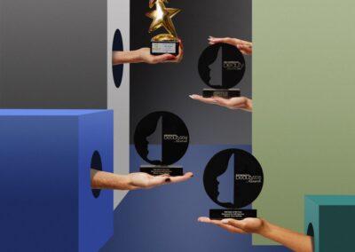 Coco Nail Bar awards1
